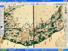 ◆天保八年◆国郡全図 土佐国◆スキャニング画像データ◆古地図CD◆送料無料◆