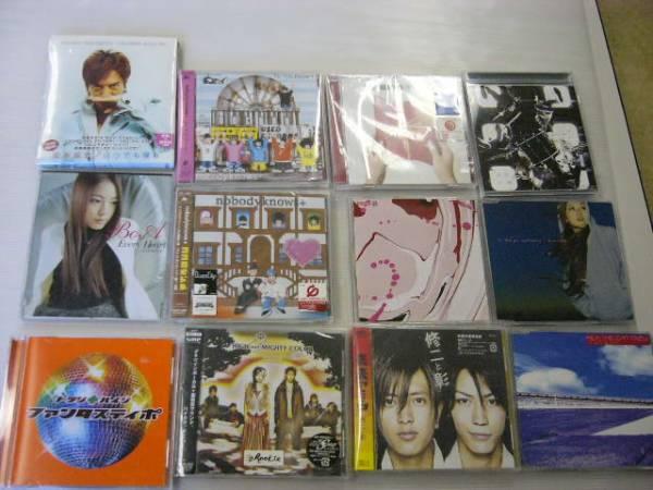 【美品!】 Boa・ET-KINGなど、複数アーティストのCD 12枚セット