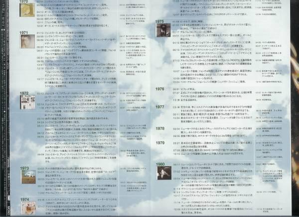カタログ  ジョン・レノンCDとヒストリー