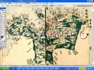 ◆天保八年◆国郡全図 豊後国◆スキャニング画像データ◆古地図CD◆京極堂オリジナル◆送料無料◆