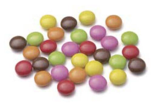 【お菓子】ミニマーブルチョコ(2kg)お得(業務用にも)♪_画像1