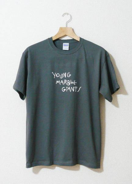 Young Marble Giants 【新品】T-シャツLサイズ New Order ポストパンク