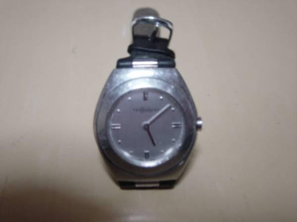 アンティーク トラサルディー 3ATM 女性用腕時計 シルバー_画像1
