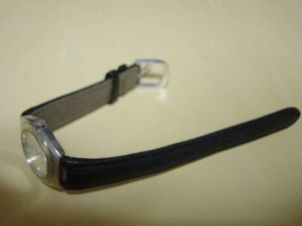アンティーク トラサルディー 3ATM 女性用腕時計 シルバー_画像2
