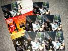ザ・ローリングストーンズ interFM2014年1月号タイムテーブル5枚