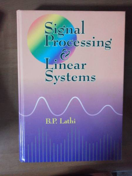 Circuitry Books Signal Processing and Linear Systems