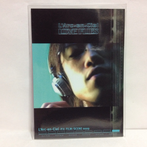 L'Arc~en~Ciel TRADING CARD PERFECT COLLECTION 2 No.180