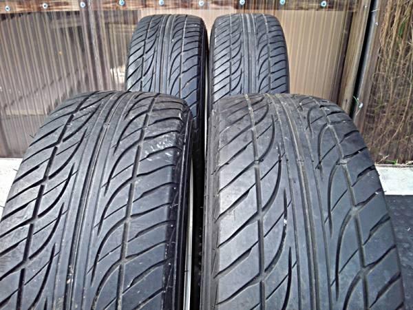 タイヤ残溝状態 中古