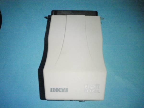 I002-02 IO製100BASE-TX/10BASE-T対応 プリントサーバ ET-FPS1L