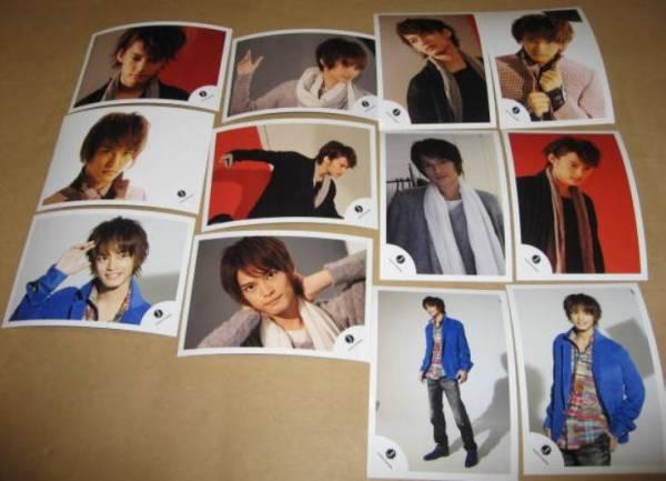中山優馬 2011/ 2 発売 ショップ写真12枚