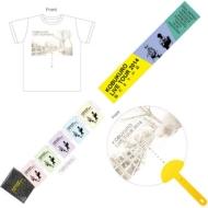 即決 限定 コブクロ Tシャツ・タオル・うちわセット イエロー S ライブグッズの画像