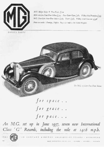 advertising mgmg nots