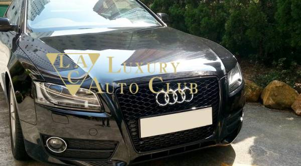 Audi Audi A5 S5 8t Rs5 Black Mesh Grille Aero Rs Grill Special