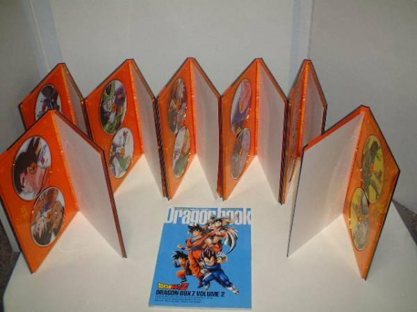DVD DRAGON BOX ドラゴンボールZ 1&2セット 送料無料 画像追加_画像3