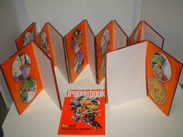 DVD DRAGON BOX ドラゴンボールZ 1&2セット 送料無料 画像追加_画像2