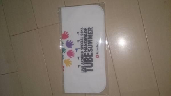 TUBE 非売品 タオルハンカチ LIVE AROUND 2013 未開封