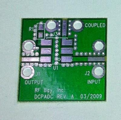 RF_PCB_KIT(MIX/CPL/ADC/DVD for )/SWR Bridge / micro wave