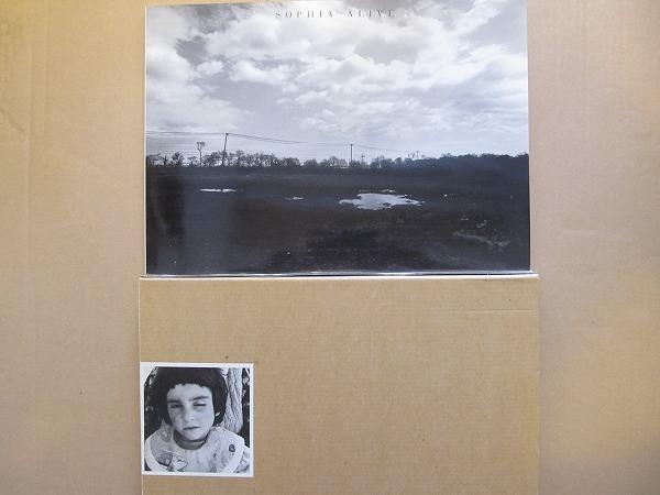 SOPHIAソフィア 「ALIVE]1998 パンフレット CD付き