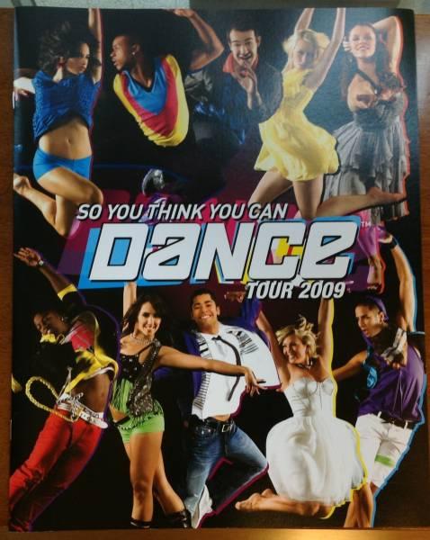 アメリカンダンスアイドルS5●SYTYCD2009ツアープログラム