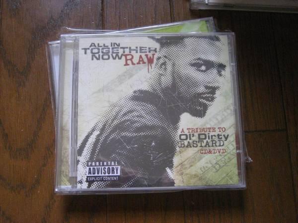 新品CD&DVD Ol Dirty Bastard All In Together Raw muro_画像1