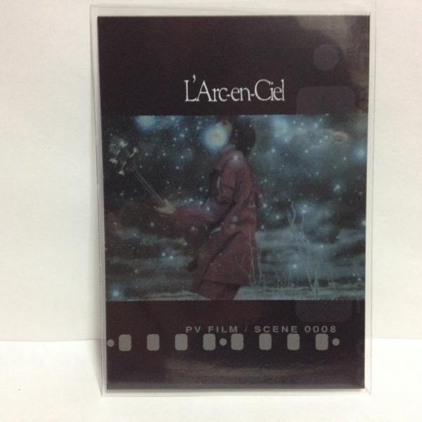 L'Arc~en~Ciel TRADING CARD PERFECT COLLECTION 再販 No.116