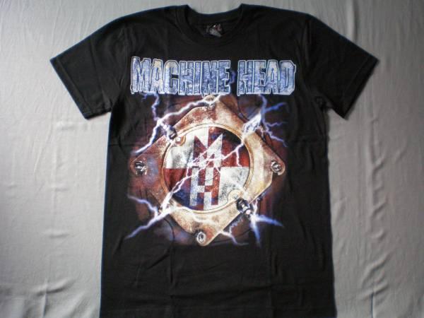 バンドTシャツ  マシーン・ヘッド(Machine Head) 新品 M