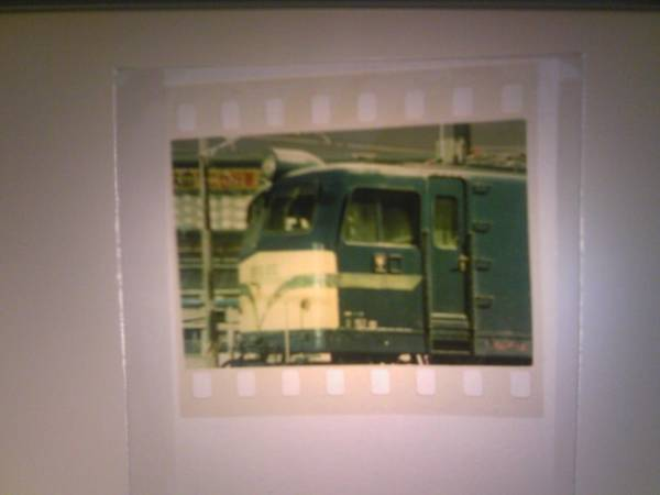 [35mm カラーポジ] EF58 2枚組_画像1