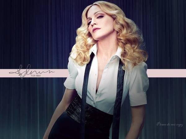 マドンナ ・ルイーズ Madonna アート サイン フォト ライブグッズの画像