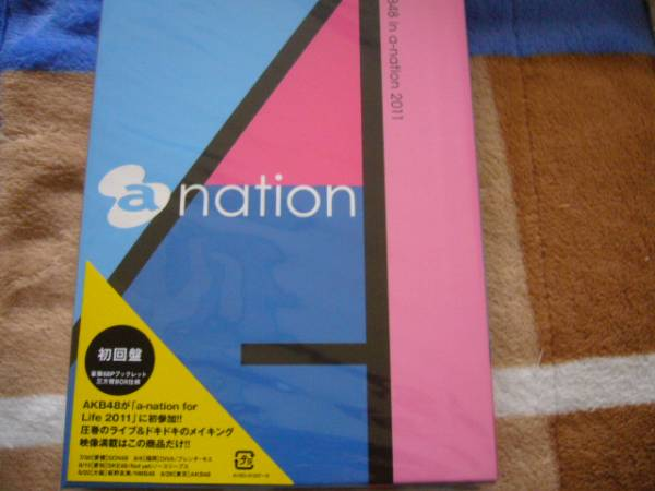 AKB48 in a-nation 2011&紅白対抗歌合戦&西武ドーム  ライブグッズの画像