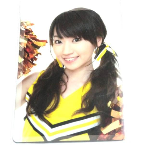 水樹奈々 LIVE Diamond 2009 カード チア