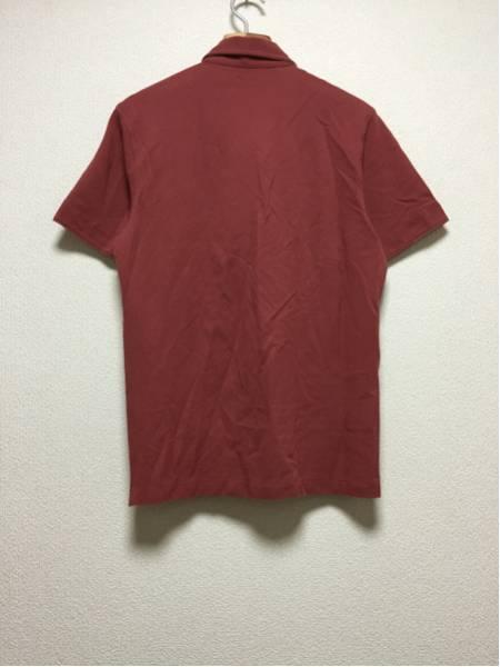 [即決古着]良品計画/無印良品/ポロシャツ/半袖/鹿の子/S_画像2