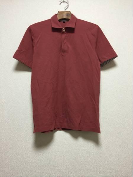 [即決古着]良品計画/無印良品/ポロシャツ/半袖/鹿の子/S_画像1