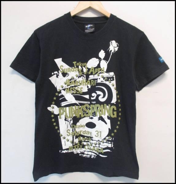 【PUNKSPRING 07】パンクスプリング◆Tシャツ◆S @送料250円可