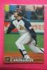 2006 Calbee Baseball Card 105 ブランボー