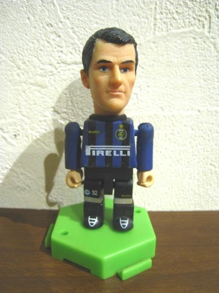 ビエリ イタリア代表 キューブリック ベアブリック WCインテルCL グッズの画像