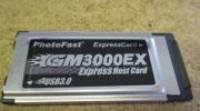 ★:ノート用 PhotoFast「GM3000EX」 USB3.0定形外送料込
