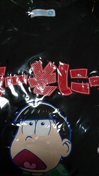 おそ松さん サマソニ限定 Sサイズ Tシャツ チョロ松 黒