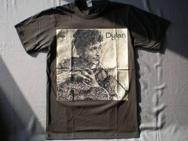 バンドTシャツ  ボブ・ディラン(Bob Dylan) 新品 L