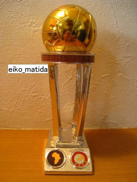 TOYOTAカップCWCトロフィーCLクラブワールドカップ日本代表15炎 グッズの画像