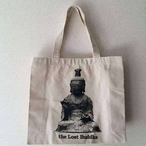 仏像 トートバッグ ナチュラル 新品