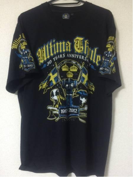 ultima thule Tシャツ Oi! skins viking rock sweden/ RAC