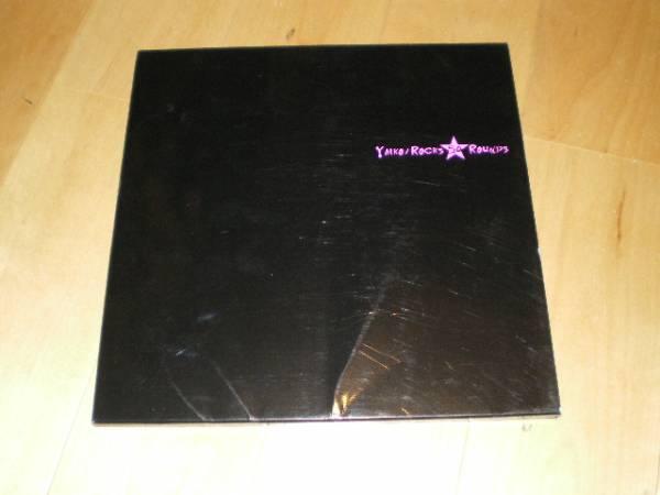 矢井田瞳/ツアーパンフレット2004/YAIKO/ROCKS50ROUND