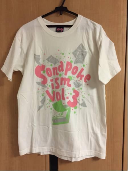 Sonar Pocket SonapokeismVOL.3 Tシャツ サイズL ソナーポケット ライブグッズの画像