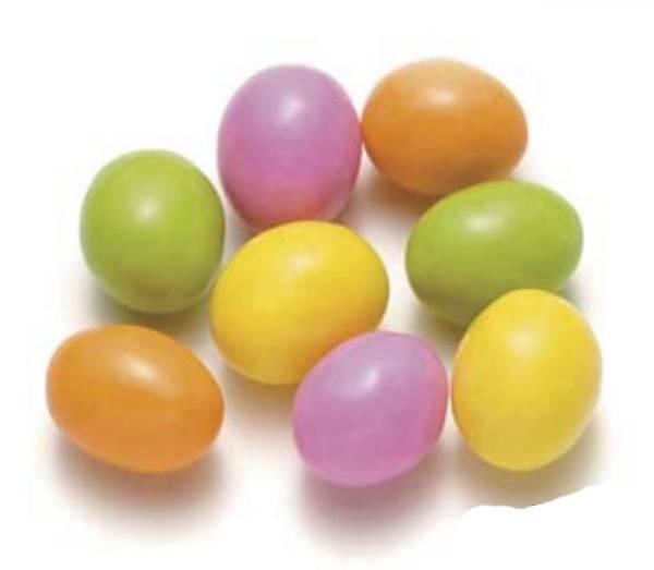 【お菓子】カラーピーナッツチョコ(2kg)お得(業務用にも)♪_画像1