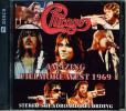 CHICAGO / AMAZING FILLMORE WEST 1969 シカゴ