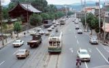 ◆【即決写真】京都市電 1841 1978.9 京阪国道口/40757-9