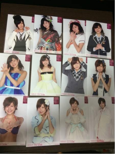 NMB48 谷川愛梨 写真 月別 ランダム 19枚 まとめ 2014年コンプ含 ライブグッズの画像