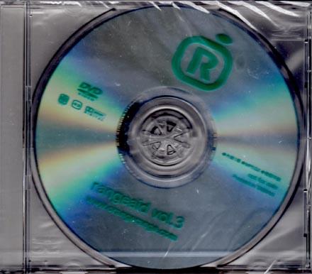 ★オレンジレンジ ORANGE RANGEの「rangeaid vol.3」★ ライブグッズの画像