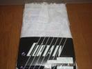 新品●暖簾 フリル付レースカーテン 90×105●2枚組 送800●2
