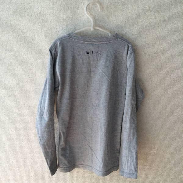 smalldesign 五郎丸 長袖Tシャツ 130 中古_画像3